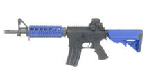 Cyma CM606 AR15/M4 RIS Airsoft gun in Blue
