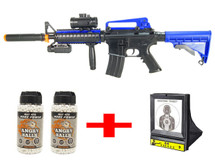Double Eagle M83-A2 Electric Rifle Bundle deal