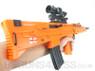 HFC ha2020b bb gun Spring Rifle with Scope in Orange