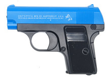 CYMA C1 - Replica Colt 25 Full Metal BB Gun in Blue