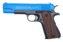 CYMA C8 - Replica M1911 Full Metal BB Gun in Blue