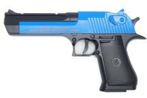 CYMA C20A - Full Metal Spring  BB Gun in Blue