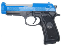 CYMA C19 - Replica M92 Full Metal BB Gun in Blue