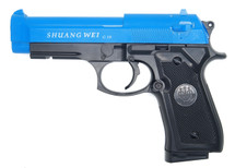 CYMA C18 - Replica M92 Full Metal BB Gun in Blue