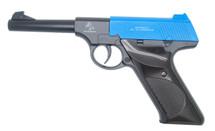 CYMA M22 - Woodsman pistol - Full Metal in Blue