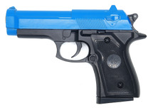 CYMA V1 - M92 Style pistol - Full Metal in Blue