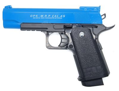 CYMA M20 - Hi-Capa Full Metal Desert Eagle BB Gun in Blue