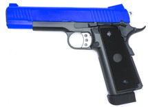 Well G192 Co2 GBB Full Metal Pistol in Blue