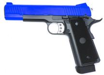 Well G192 Co2 GBB Full Metal Pistol in Blue