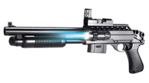 Vigor 0581A Pump Action Shotgun in Blue