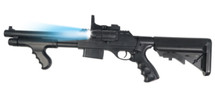 Vigor 0681D-1 Pump Action Shotgun in Blue