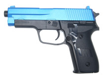 Vigor V2124 Custom P226 Pistol in Blue