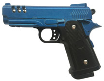 Vigor V15 Full Metal Custom M1911 Replica in Blue