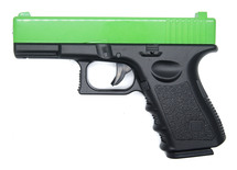 Galaxy G15 Full Metal BBGun in Radioactive green