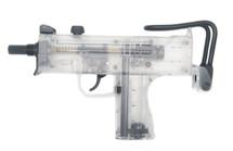 Blackviper B295 UZI - CO2 Submachine Gun in Clear