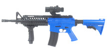 Well D2810 Electric Airsoft Gun in blue
