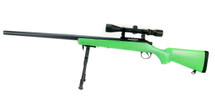 Well MB03 VSR11 Sniper Rifle in Green
