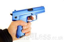 BROKEN//FAULTY Y&P GGH0303B USP BB Gun - Gas NBB in Blue