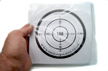 200 x Paper refill targets for net trap target