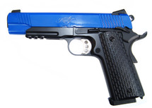 SECOND HAND WORKING R28 PISTOL IN BLUE