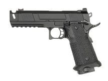 Army Armament R501 GBB Custom 1911 GBB Full Metal in Black