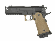 Army Armament R501 GBB Custom 1911 GBB Full Metal in Desert Tan