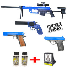 Galaxy Spring BB Gun Bundle Deal