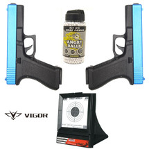 Vigor V307 Spring Pistol 2 Players Pack