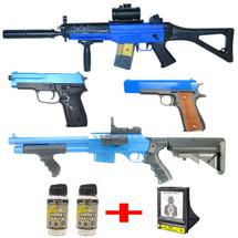 Double Eagle M82  BB Gun Bundle Deal