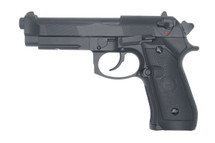 Double Bell 736 - M92 GBB BB Gun Pistol in Black