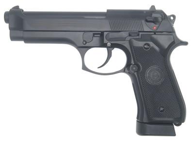 Double Bell 826 - M92 GBB Co2 Model Pistol in Black