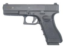 Double Bell 766- G22 GBB Airsoft Pistol in Black