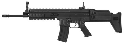 Dboys BY-803 FN Scar Replica in black