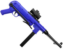 Double Eagle M40G WW2  MP40 Replica in Blue