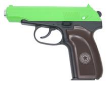 Galaxy G29 Czech CZ83 Full Metal Pistol in Radioactive Green