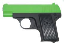 Galaxy G11 Tokarev TT-33 Full Metal Pistol in Radioactive Green