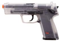 Umarex H&K USP Spring BB Pistol in Clear