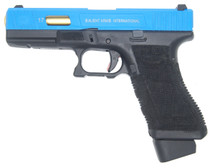 Double Bell 773 SAI GK17 - GBB Airsoft Pistol in Blue