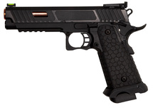 ASG STI Combat Master Co2 Blowback Airsoft Pistol in Black