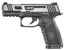 ICS XFG Hairline GBB Airsoft Pistol in Black