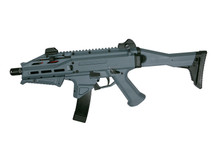 ASG - CZ Scorpion EVO 3 ATEK AEG M95 in Two Tone Battleship Grey