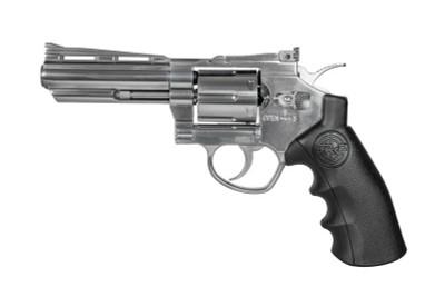 """SRC TITAN 4"""" Co2 Full Metal Airsoft Revolver in Silver"""