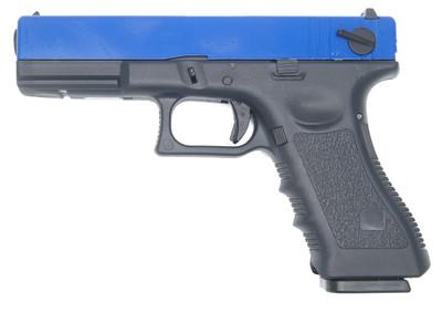 Army Armament R18 GBB Gen 3 Pistol In Blue