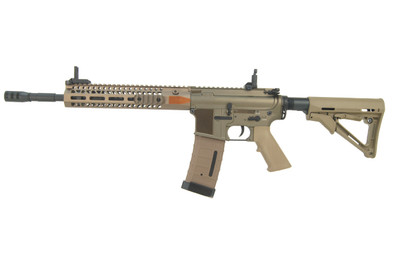 DOUBLE BELL 081S - Metal AR-15 Replica in Tan