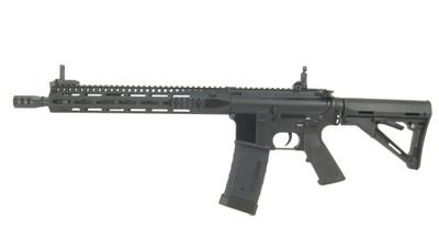 "Double Bell 082 Metal AR 13"" M-LOK Rifle in Black"