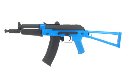 Double Bell BYP-01A - AK74U AEG Rifle With Folding Stock