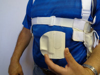 The Complete Deep Conceal System (Harness, Firearm Pocket, Kydex Insert, Magazine Pocket, Fast Draw Shirt)