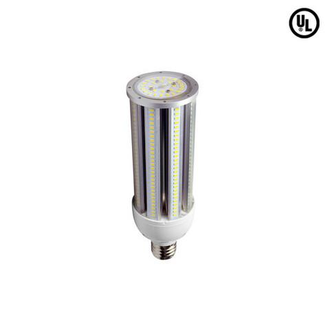 27W 360°Degree Beam Angle E39 Base LED Corn Bulb 2970 Lumens. 12 Units Per Carton