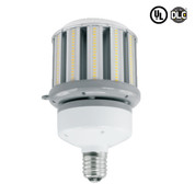80W 360°Degree Beam Angle E39 Base LED Corn Bulb 9600 Lumens. 4 Units Per Carton