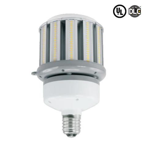 80W 360°Degree Beam Angle E39 Base LED Corn Bulb 9600 Lumens. 4 Units Per Carton
